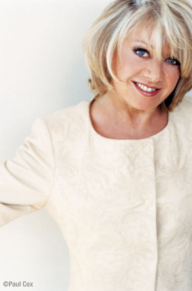 Elaine paige hairstyles