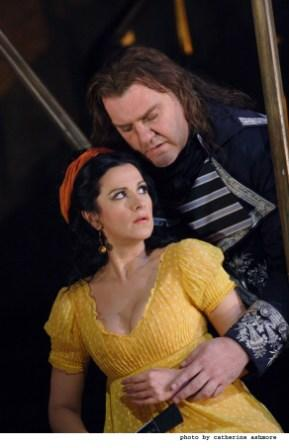 Puccini : Tosca-A. Pappano - Londres, 2011