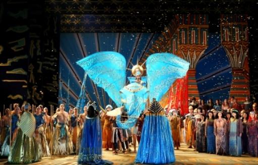 Santa Fe News >> Aida: English National Opera - MusicalCriticism.com (Opera ...
