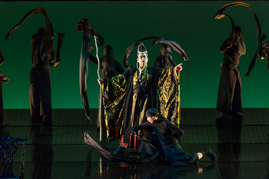 the impact of japanese art of kabuki on puccinis opera madame butterfly Music appreciation pt 6 romantic period study  an art song in which two stanzas of a poem are set to the same music and another stanza is  madame butterfly.