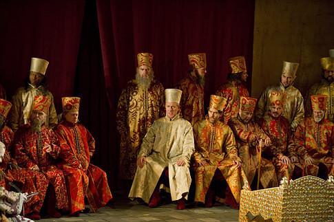 Boris Godunov Met