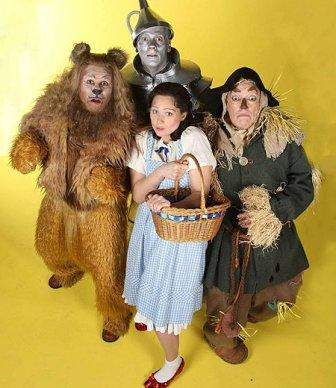 wizard of oz characters. Wizard of Oz