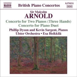 Arnold Concertos: CD Review