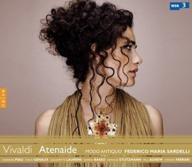 Vivaldi's Atenaide: opera CD review