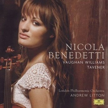 Nicola Benedetti: cd review