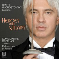 Hvorostovksy: Heroes and Villians: CD review
