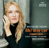 Magdalena Kozena: Handel Arias: CD Review