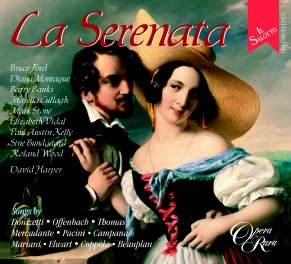 La Serenata: Opera Rara CD review