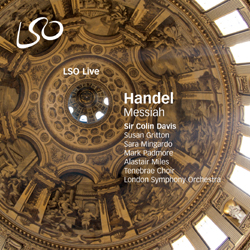 Handel's Messiah: LSO Live CD review
