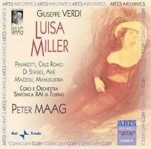 Verdi's Luisa Miller: CD review