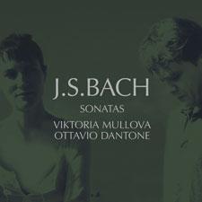 bach - Bach : sonates pour violon et clavier Cd-mullova-bach