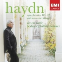 Simoiin Rattle's Haydn Symphonies: EMI CD review