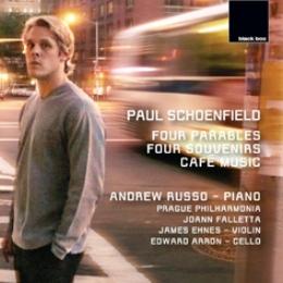 Paul Schoenfield Four Parables Four Souvenirs Caf 233 Music